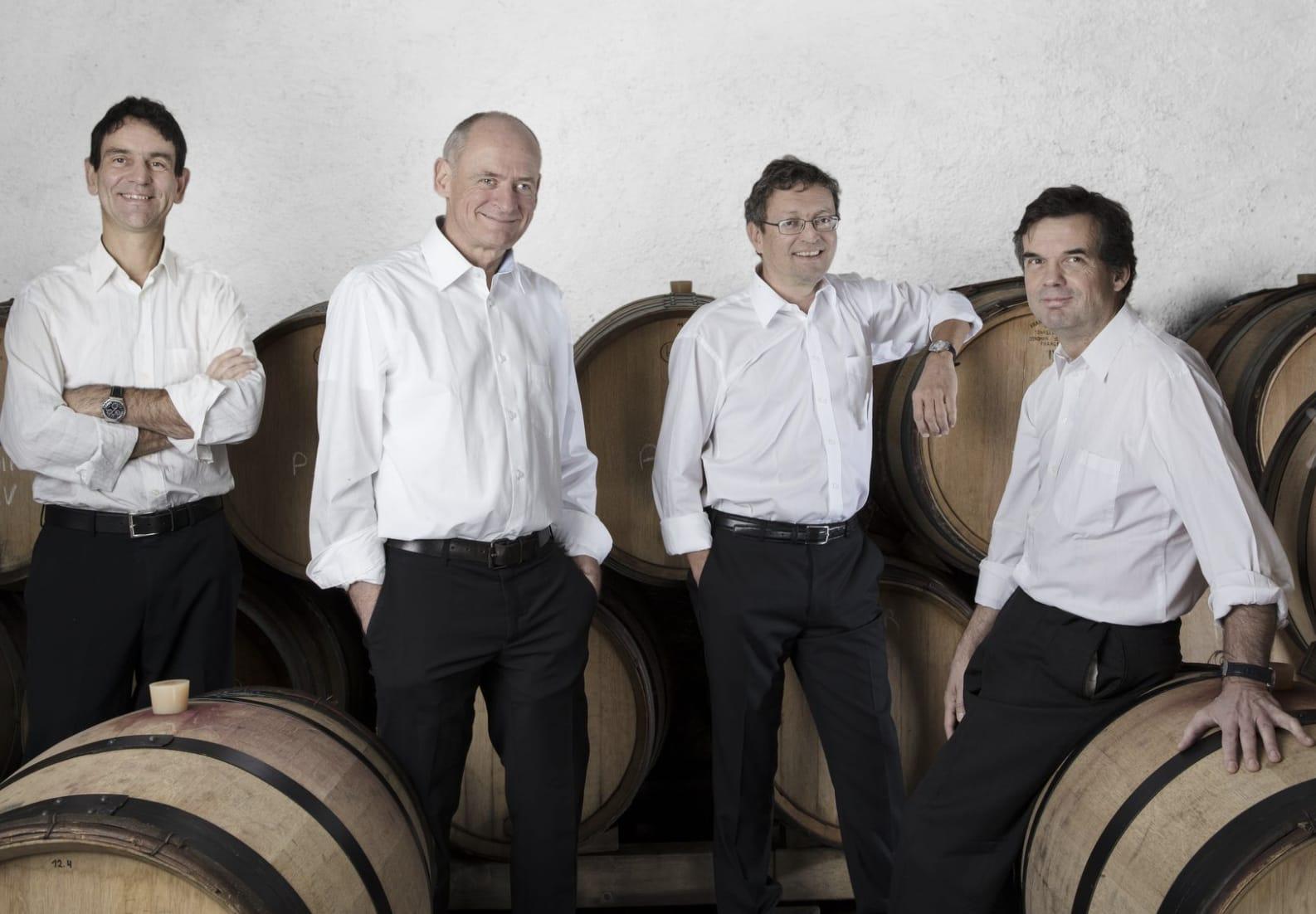 Quatuor Sine Nomine (tonneaux)